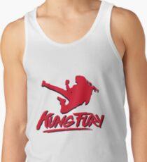 Kung Fury T-Shirt Tank Top