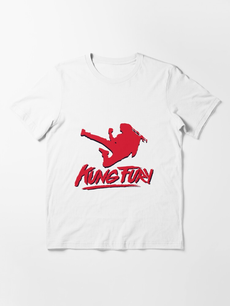 Alternate view of Kung Fury T-Shirt Essential T-Shirt