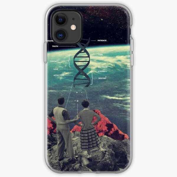 Distance And Eternity iPhone Soft Case