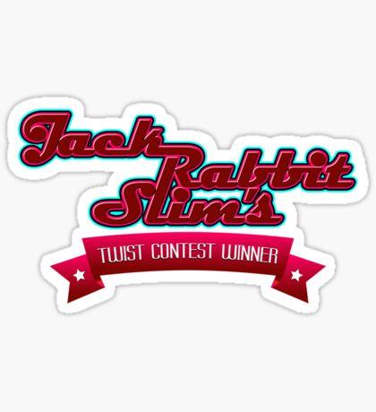 Twist Contest Winner Sticker
