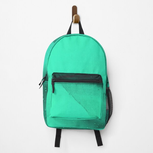 Watercolour Abstract Art Backpack