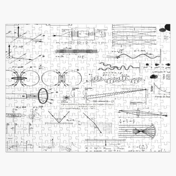 General Physics 2, Thermodynamics, Atomic Physics, Nuclear Physics Jigsaw Puzzle