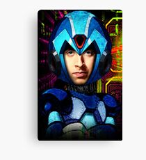 Megaman wolowitz Canvas Print