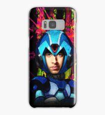 Megaman wolowitz Samsung Galaxy Case/Skin