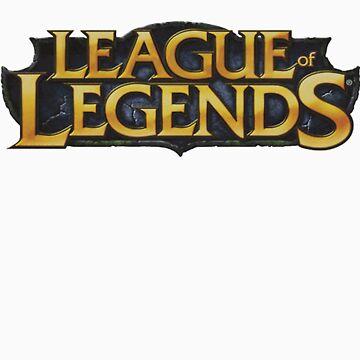 League Logo by escaliere