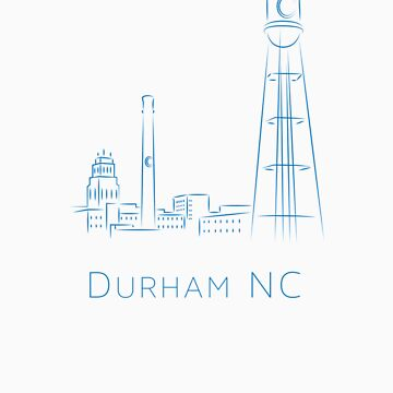 Durham, North Carolina by cloakrunner