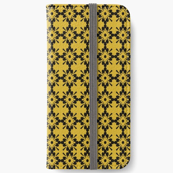 motif batik iPhone Wallet