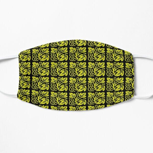 motif batik  logo batik Flat Mask