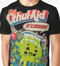 CTHUL-AID Graphic T-Shirt