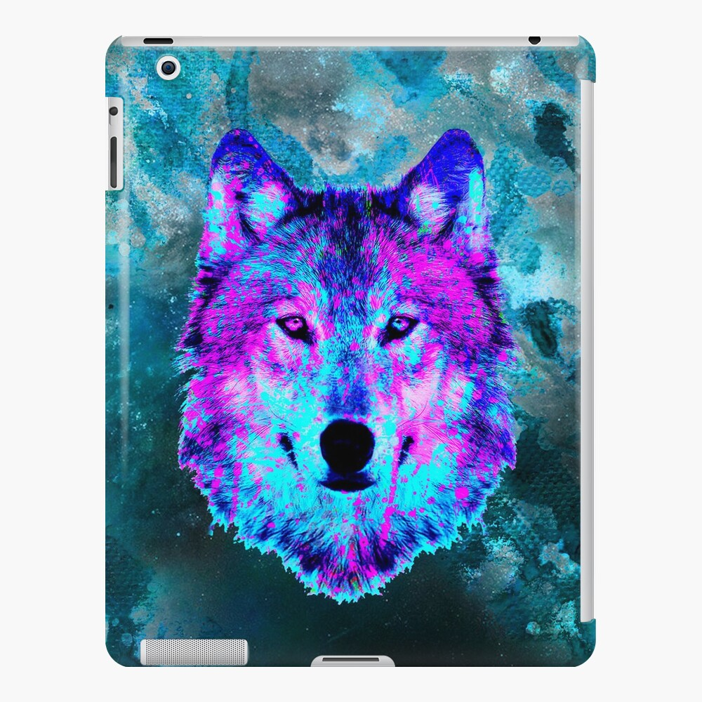digital Disco iPad Case & Skin