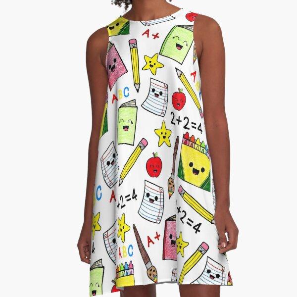 Back To School 1 A-Line Dress