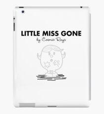 Little Miss Gone iPad Case/Skin