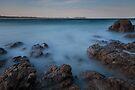 Tallow Beach, South End, Byron Bay by Dean Bailey