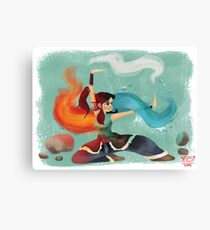 Legend of Korra Canvas Print