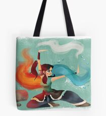 Legend of Korra Tote Bag