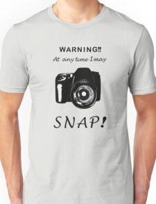Snap! Unisex T-Shirt