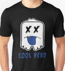 Blue Squid Out T-Shirt