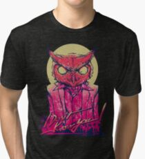 Hotline Miami - Rasmus Tri-blend T-Shirt