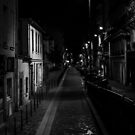 Street at Night by OlivierImages