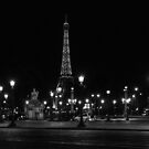 The Eiffel Tower in Paris (France) by OlivierImages
