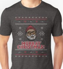 murray christmas unisex t shirt