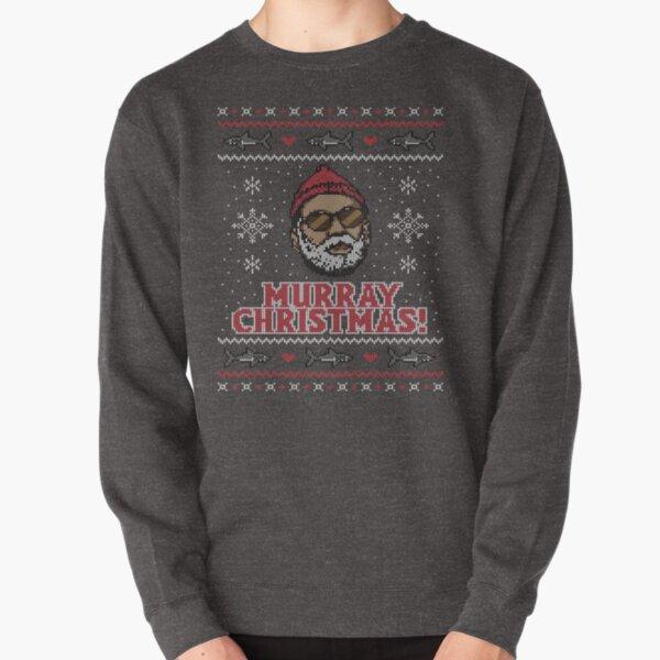 Murray Christmas Pullover Sweatshirt