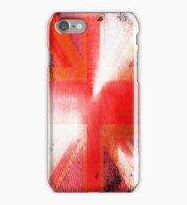 God save the Union Jack iPhone Case/Skin
