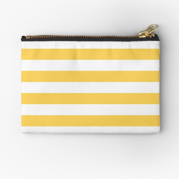 Stripes Gradient - Yellow Pochette