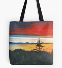 Whidbey Island Tote Bag