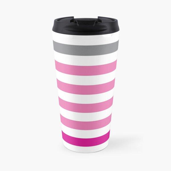 Stripes Gradient - Pink Mug isotherme