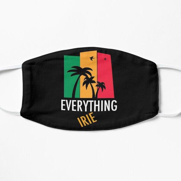 Alles Irie Rasta Reggae Jamaika Nur gute Stimmung Maske