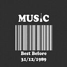 Music was better in the 80's!! by PerkyBeans