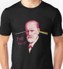 Pink Freud Slim Fit T-Shirt