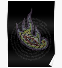 Spiral Out - Lateralus Poster