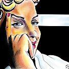 Marilyn Monroe, thinking... by jos2507