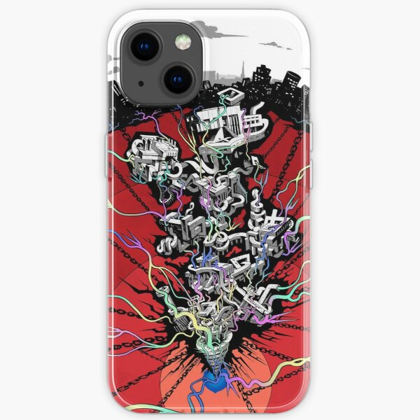 Persona 5 Royal - 3rd Semester Mementos iPhone Soft Case