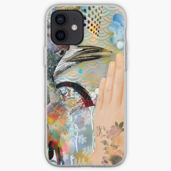 Colour My World iPhone Soft Case