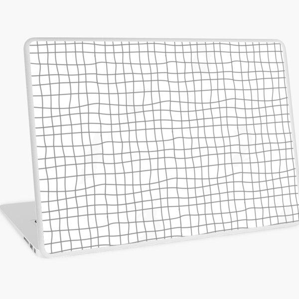 Carreaux - Grey Skin adhésive d'ordinateur