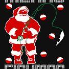 Merry Fishmas Santa by EthosWear
