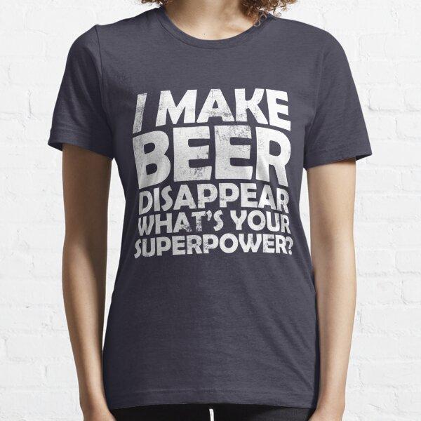 cual es tu superpoder Camiseta esencial