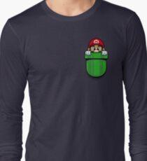 Pocket Plumber Long Sleeve T-Shirt