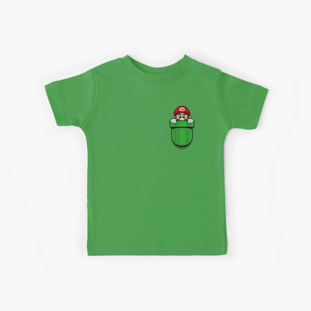 Pocket Plumber Kids T-Shirt