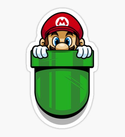 Pocket Plumber Sticker