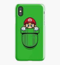 Pocket Plumber iPhone Case/Skin
