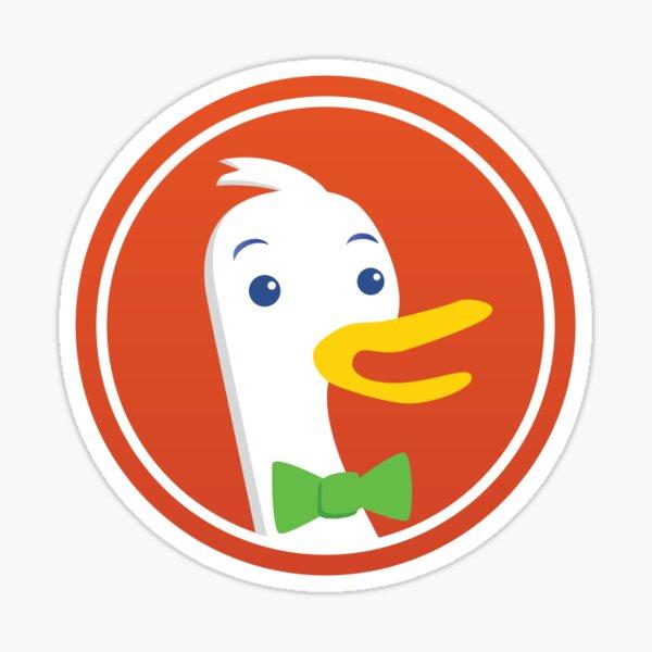 DuckDuckGo Sticker