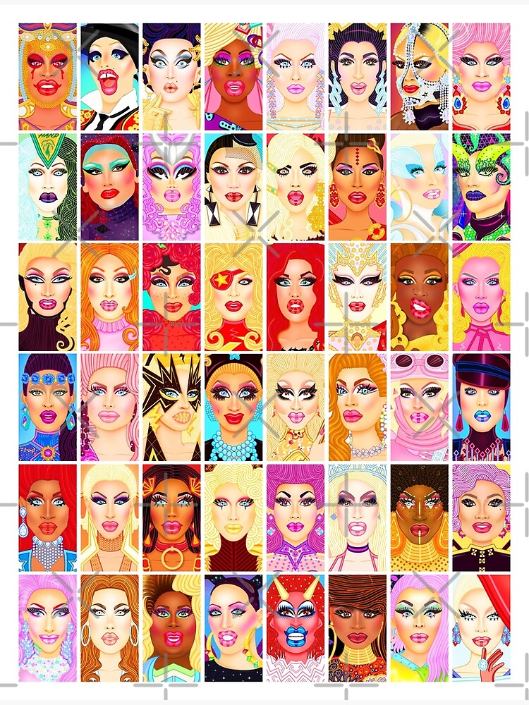 DRAG QUEEN ROYALTY by RipstirLeon87