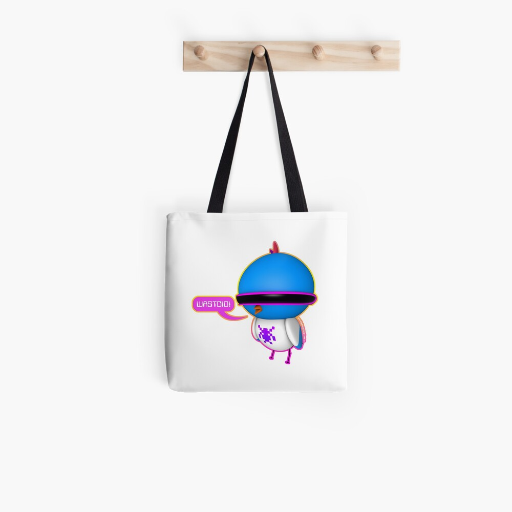 B.B. Buttons - Wastoid! Tote Bag