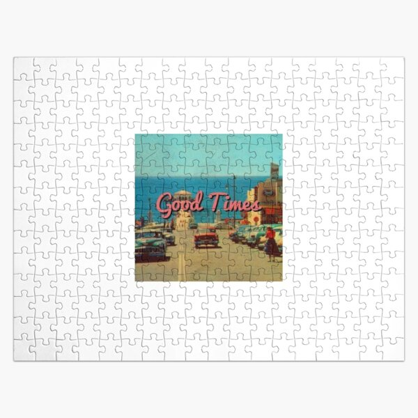 Old school cool: Good Times Jigsaw Puzzle