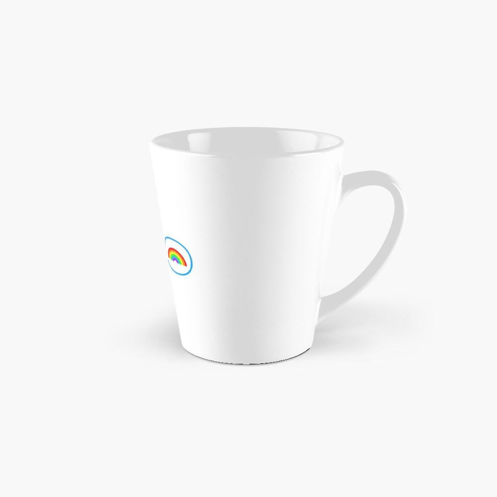 B.B. Bottoms - rainbow! Mug