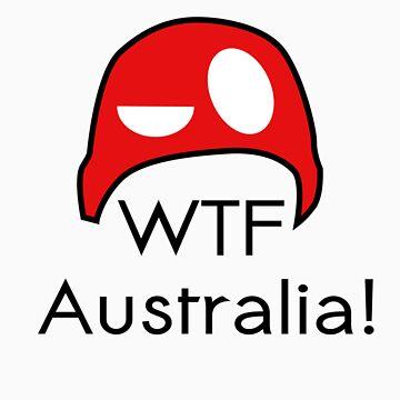 WTF Australia! by angrybeanie